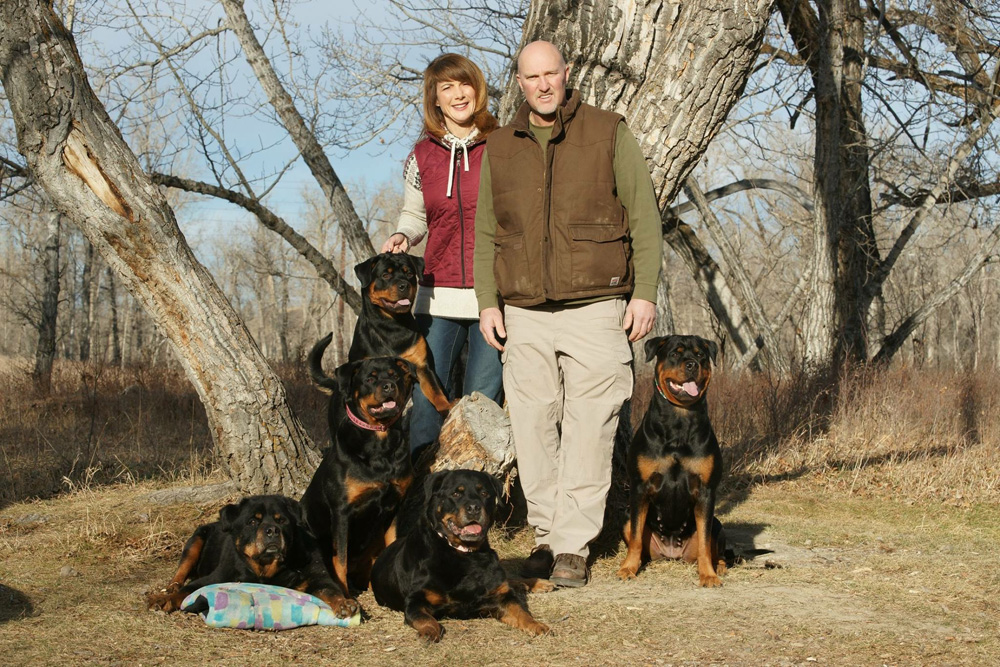 Tierney Rottweilers